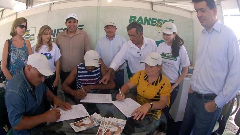 Operações de microcrédito do Banese alcançam a marca dos R$ 50 milhões