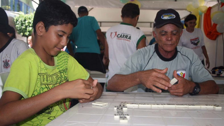 Educação leva ações de cidadania a Carira durante o 'Sergipe de Todos'