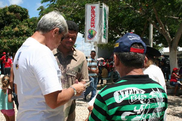 Controladoria-Geral do Estado leva cidadania ao município de Carira