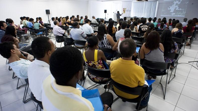 Workshop 'Saber Água' reúne população e comunidade acadêmica