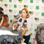 Denarc flagra vigilante de universidade com cocaína e prende estelionatário - Delegada Aliete Melo / Foto: Jadilson Simões/SSP