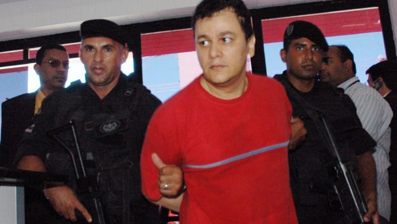 SSP recaptura homicida e estuprador Albano Fonseca em Aracaju