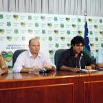 PC prende autor e elucida homicídio em Itabaianinha - Coletiva sobre o duplo homicídio