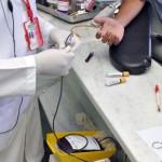 Centro de Hemoterapia de Sergipe trabalha para garantir estoque no feriadão - Fotos: Marcio Garcez/Saúde