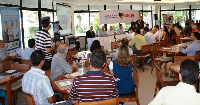 Sead apresenta resultados alcançados a empresários em café da manhã