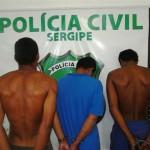 Desarticulada quadrilha de ladrões de gado em Lagarto - Foto: Ascom/SSP