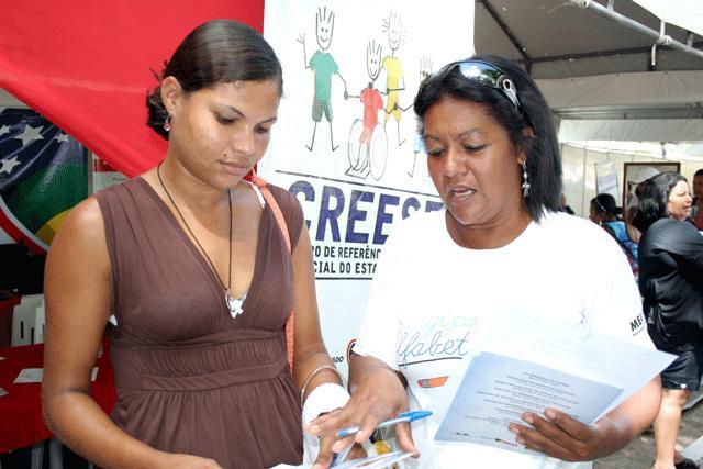 Seed leva programas educacionais a São Cristóvão durante 'Sergipe de Todos'