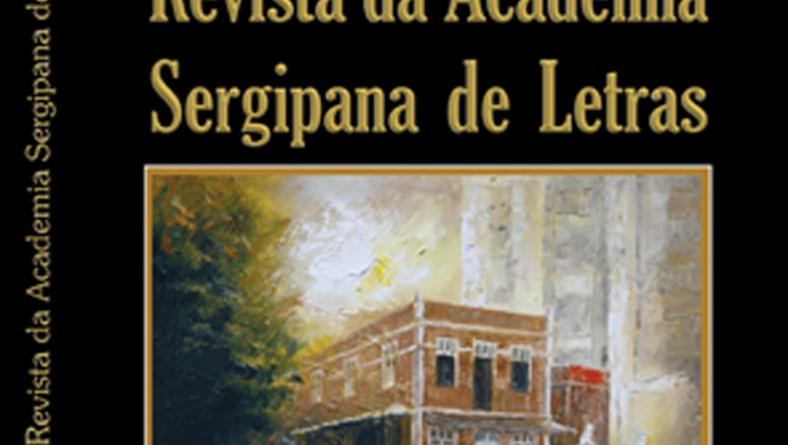 Editora Diário Oficial lança revista da Academia Sergipana de Letras