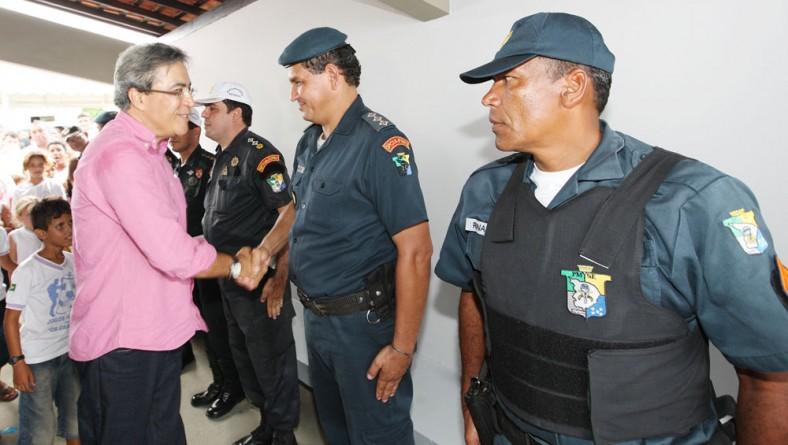 Centro Integrado oferece nova estrutura de segurança em Monte Alegre