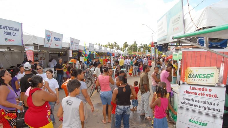 'Sergipe de Todos' leva cidadania ao bairro Santa Maria