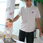 Seed realiza campanha de combate ao tabagismo - Fotos: Ascom/Seed