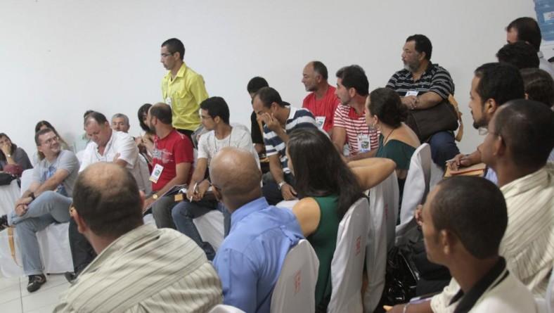 Gestores das regiões Sul e Centro Sul participam do PNC