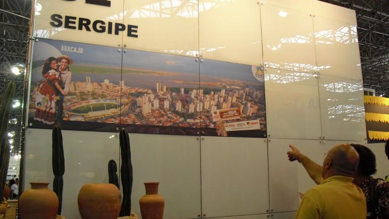 Turistas se encantam com o que Sergipe tem a oferecer