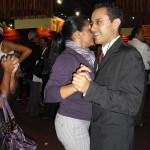 Forró sergipano esquenta o frio paulista no Salão do Turismo - Fotos: Ascom/Emsetur