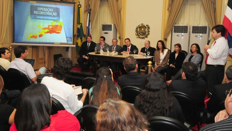 Sergipe integra comitiva do MDS para auxílio às vítimas das chuvas em PE e AL