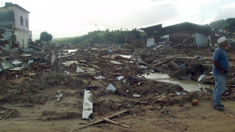 Bombeiros de Sergipe resgataram corpos em árvore de nove metros em AL