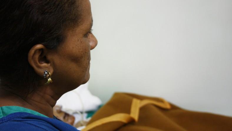 Cresce o número de pacientes vítimas de fogos internados no Huse