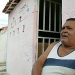 Novo sistema de abastecimento transforma realidade de Canindé - Os moradores Maria Oneide e Pedro Camilo / Foto: Marcos Rodrigues/ASN