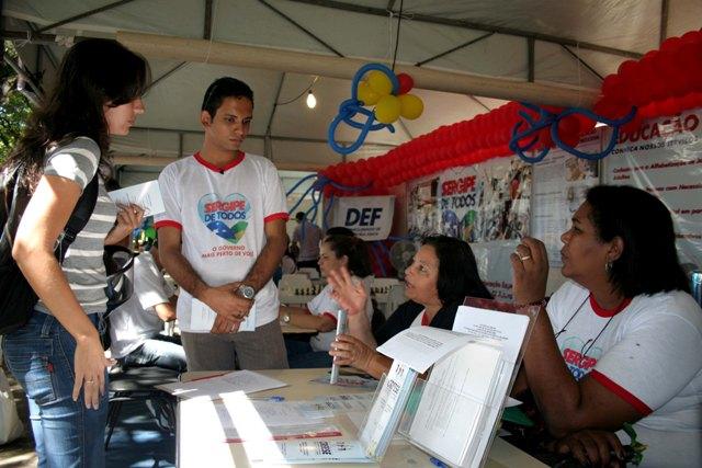 'Sergipe de Todos' recebe ações de cidadania promovidas pela Seed