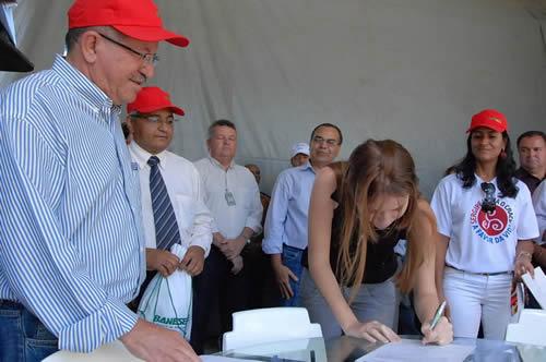 Banese leva microcrédito para micro empreendedores no 'Sergipe de Todos'