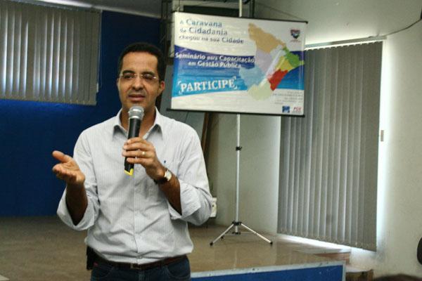 Caravana da Cidadania dissemina o controle social em Lagarto