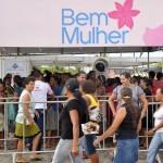 Bem Mulher contabiliza quase 22 mil cidadãs beneficiadas em Sergipe - Fotos: Márcio Garcez/SES