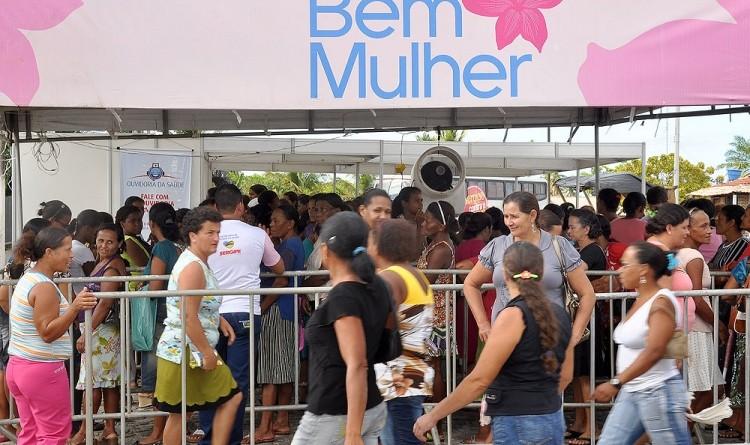 Bem Mulher contabiliza quase 22 mil cidadãs beneficiadas em Sergipe