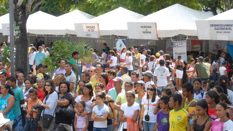 Em sua última edição, 'Sergipe de Todos' leva cidadania ao município de Lagarto