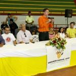 Governo do Estado incentiva realização da Copa Caps de Futebol de Salão - Fotos: Marcos Rodrigues/ASN
