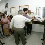 Vicegovernador inaugura obras em Glória e Poço Redondo - Fotos: Marcos Rodrigues/ASN