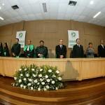 Belivaldo prestigia posse do novo defensor público geral do Estado - Fotos: Marcos Rodrigues/ASN