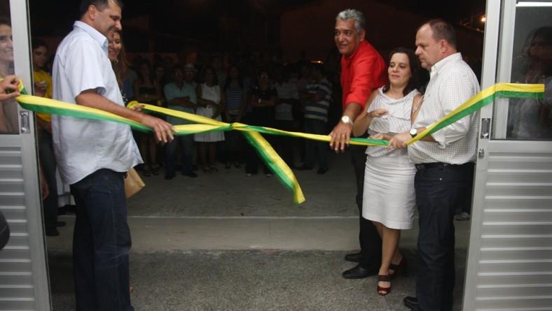 Governo entrega a 39ª Clínica de Saúde da Família na Barra dos Coqueiros