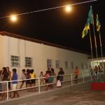 Belivaldo inaugura reforma e ampliação de escola em São Domingos - Fotos: Marco Vieira/ASN