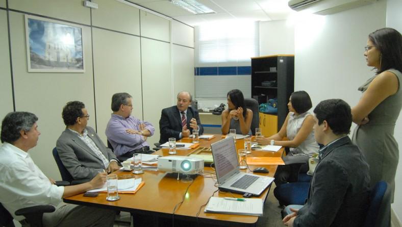 Secretarias de Estado discutem nova política de cultura