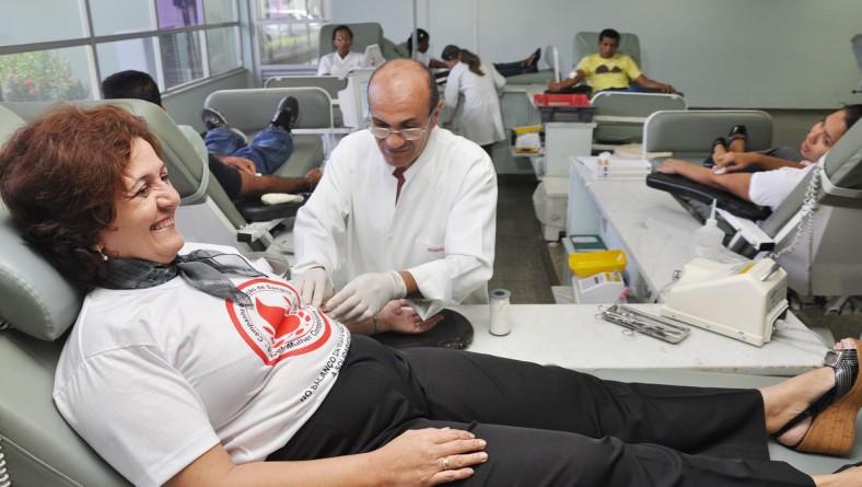 Centro de Hemoterapia funciona em horário especial durante feriadão