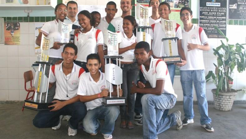 Banda do Marco Maciel é vice-campeã em concurso no Ceará