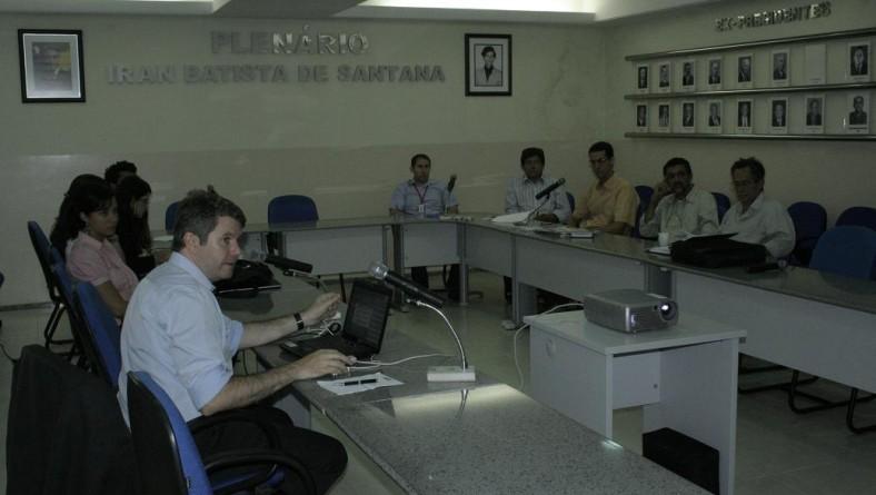 Instituições dão continuidade às discussões sobre PDP para Sergipe