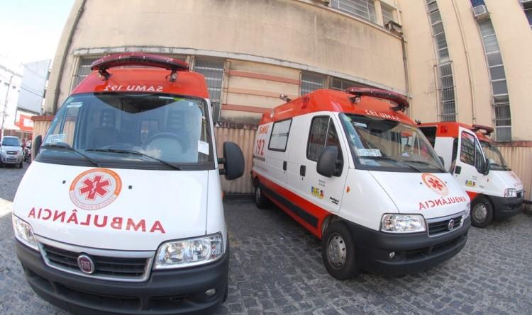 CONVITE À IMPRENSA – Samu 192 Sergipe recebe mais 10 ambulâncias