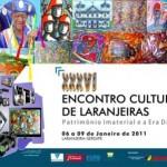 36º Encontro Cultural de Laranjeiras acontece entre os dias 6 e 9 de janeiro - Encontro Cultural de Laranjeiras acontece entre os dias 6 e 9 de janeiro