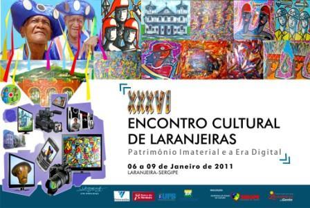 36º Encontro Cultural de Laranjeiras acontece entre os dias 6 e 9 de janeiro