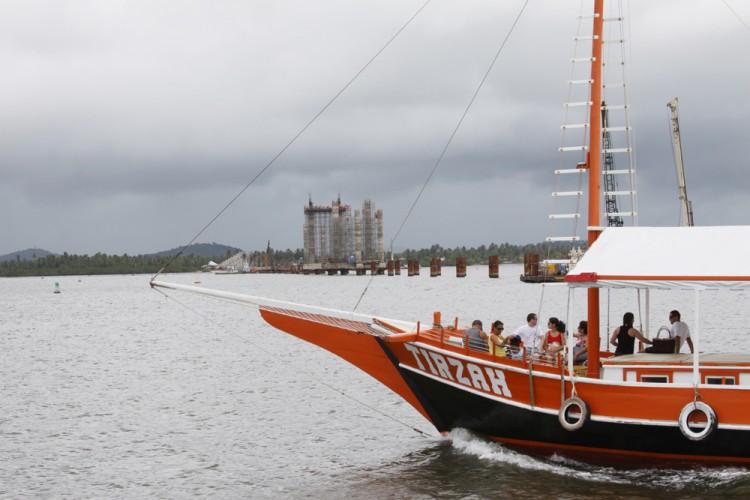 Normalizada a travessia entre Terra Caída e Porto Cavalo no litoral sul