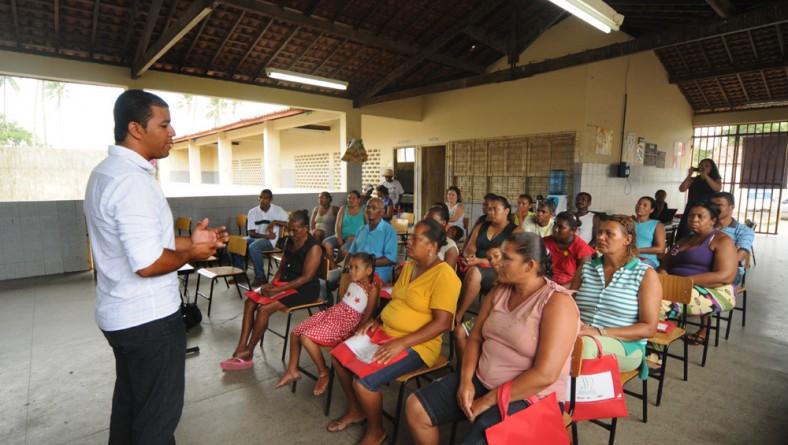 Estado promove debate sobre identidade do povo de Brejão dos Negros