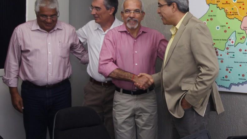 CONVITE À IMPRENSA – Reunião de Integração da Saúde entre Estado e PMA