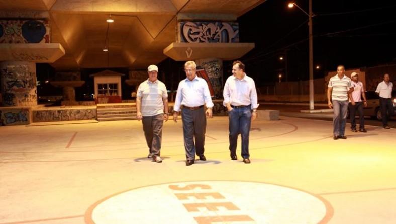Governo prepara entrega do Complexo Esportivo no bairro Industrial