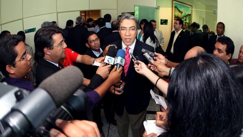 CONVITE À IMPRENSA – Posse dos novos secretários de Estado