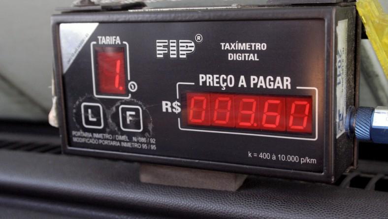 ITPS realiza verificação metrológica em taxímetros da capital e de cidades da Grande Aracaju