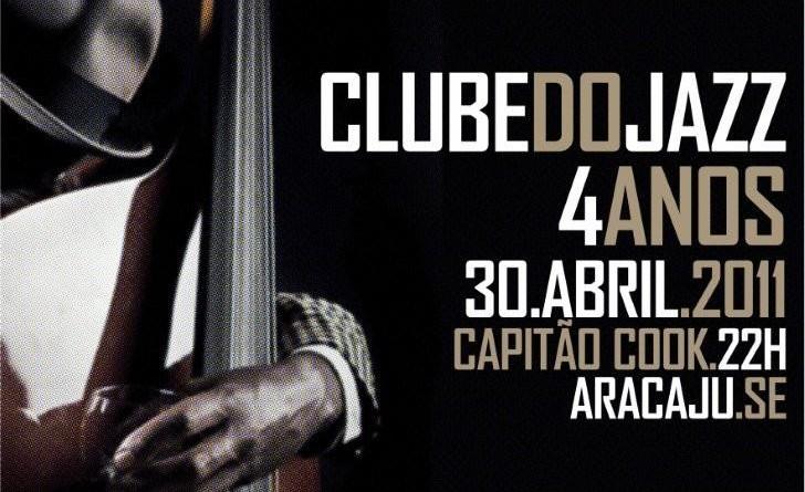 Quatro anos do programa Clube do Jazz da Aperipê FM