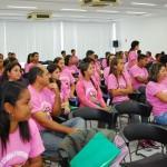 Estudantes da rede pública  discutem DST/Aids  - O médico e gerente do Programa Estadual de DST/Aids