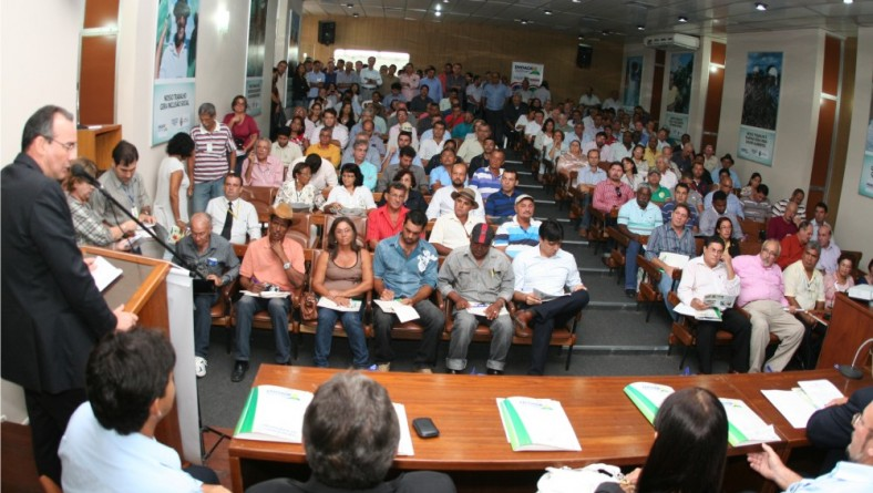 Fórum debate agricultura familiar no âmbito municipal