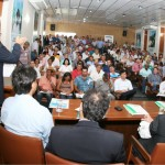 Fórum debate agricultura familiar no âmbito municipal - Fotos: Luiz Carlos Lopes Moreira/Seagri